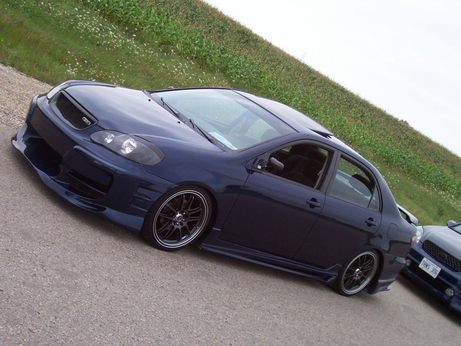 Another slammedrolla 2003 Toyota Corolla post... - 9583538