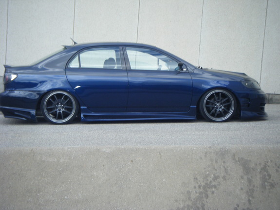 Another slammedrolla 2003 Toyota Corolla post... - 9583556
