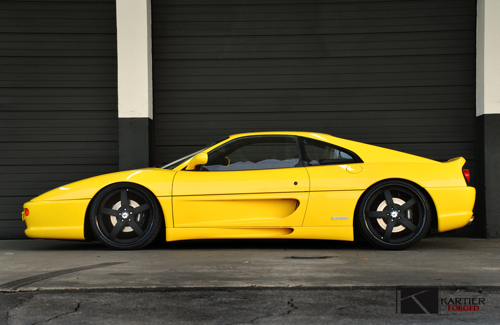 Kartier Forged 1998 Ferrari F355 Specs Photos