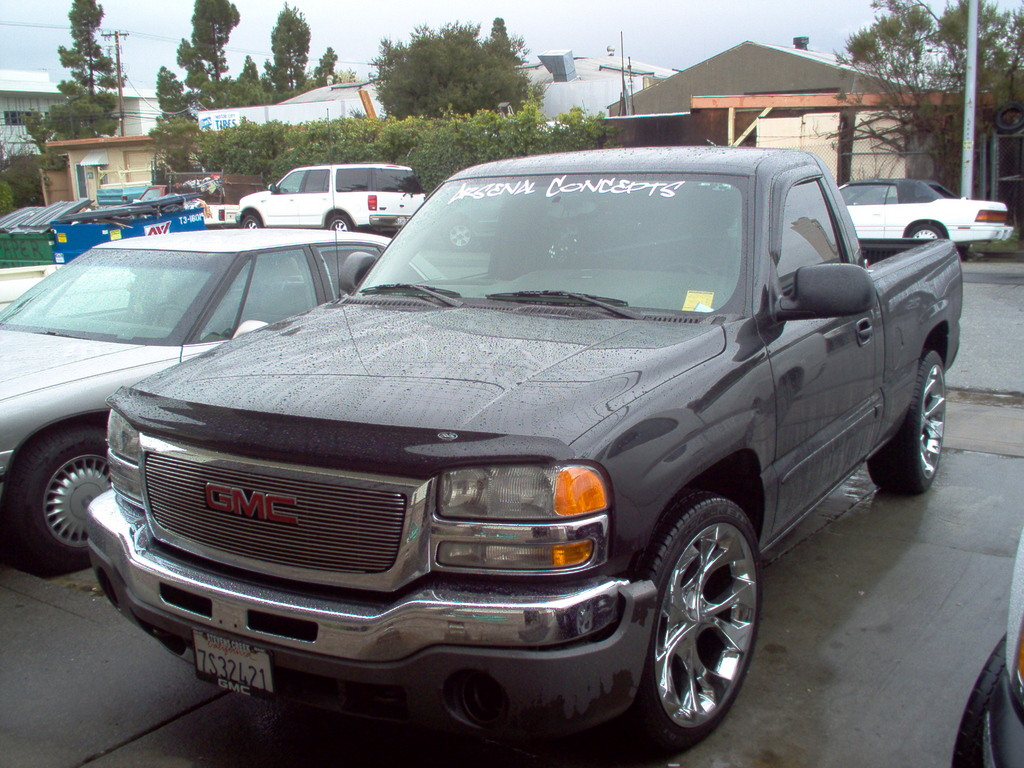 gmcsierra04 2004 gmc sierra 1500 regular cab specs photos. Black Bedroom Furniture Sets. Home Design Ideas