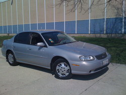 ppottss 1998 Chevrolet Malibu