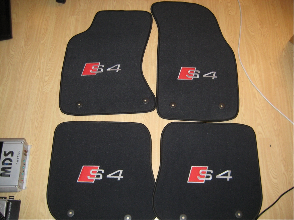 Breezy Facing Up To 9 Years also Audi S4 Logo Mats likewise 2007 Yukon in addition Audi A6 Rubber Floor Mats together with  on audi allroad floor mats logo