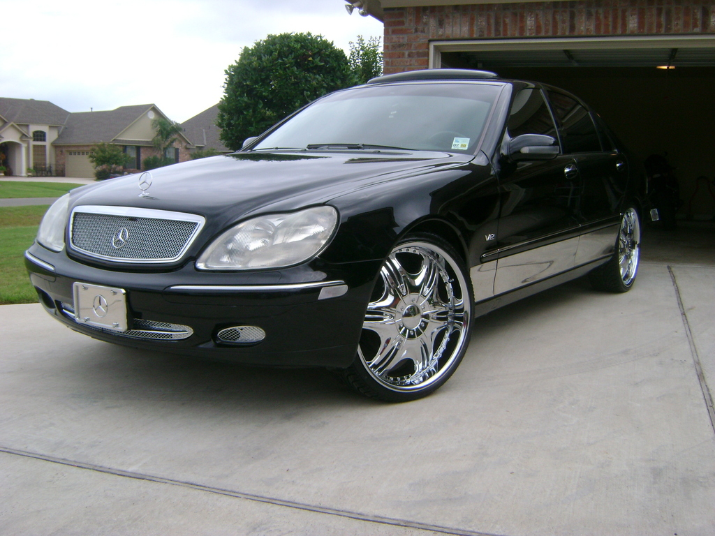 hartboyz 2002 mercedes benz s class specs photos. Black Bedroom Furniture Sets. Home Design Ideas