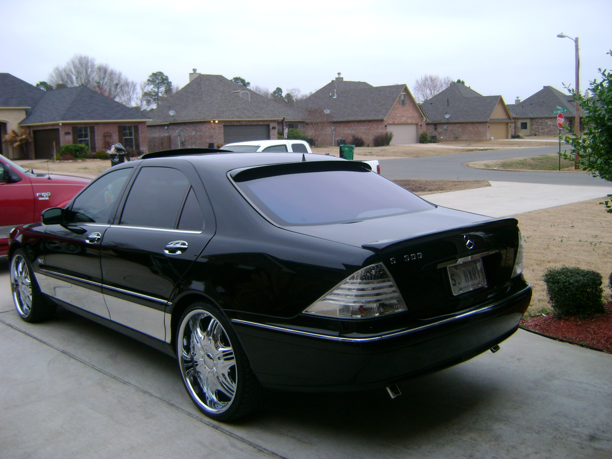 Another HARTBOYZ 2002 Mercedes-Benz S-Class post... - 13798388