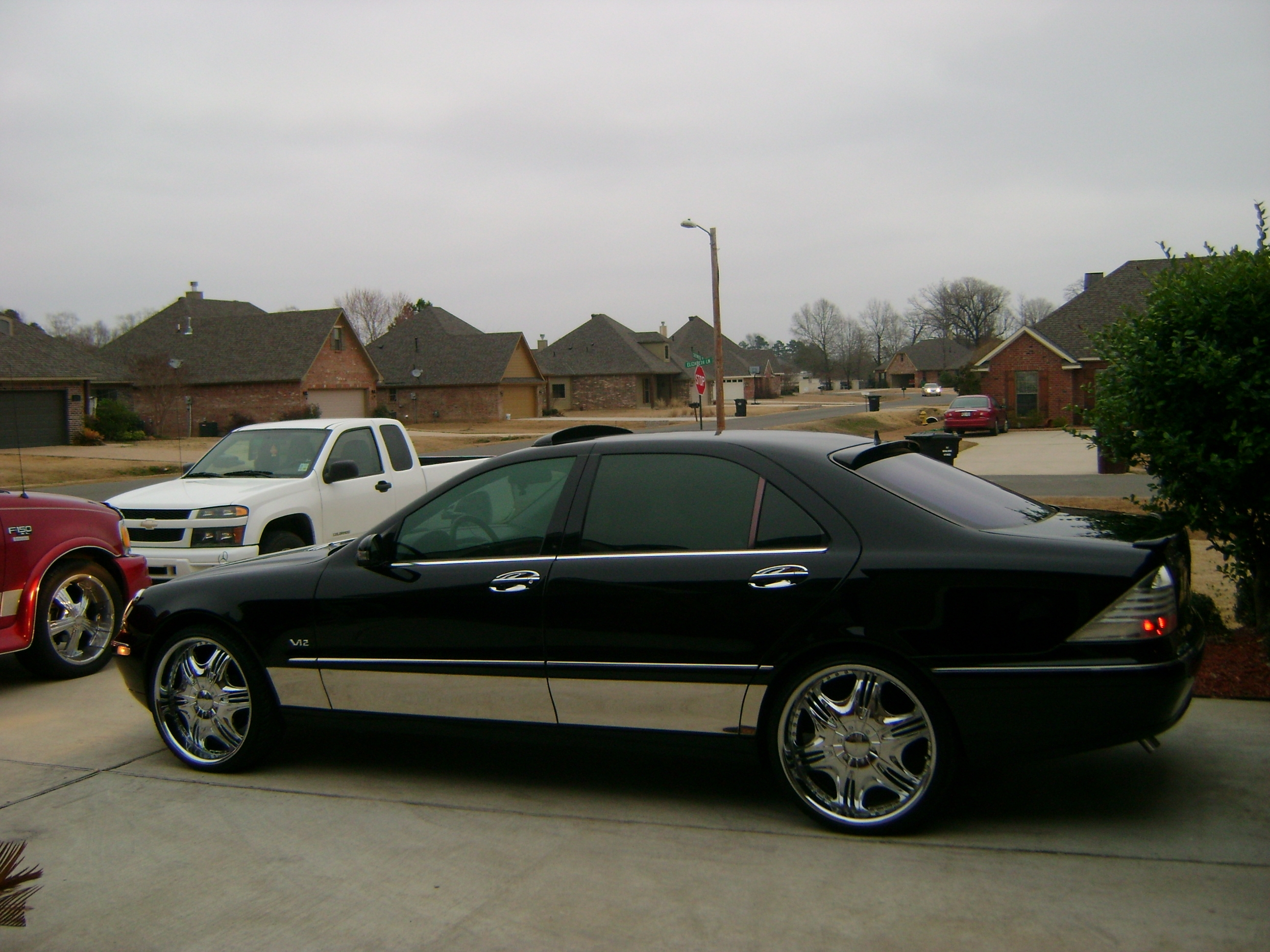 Another HARTBOYZ 2002 Mercedes-Benz S-Class post... - 13798389