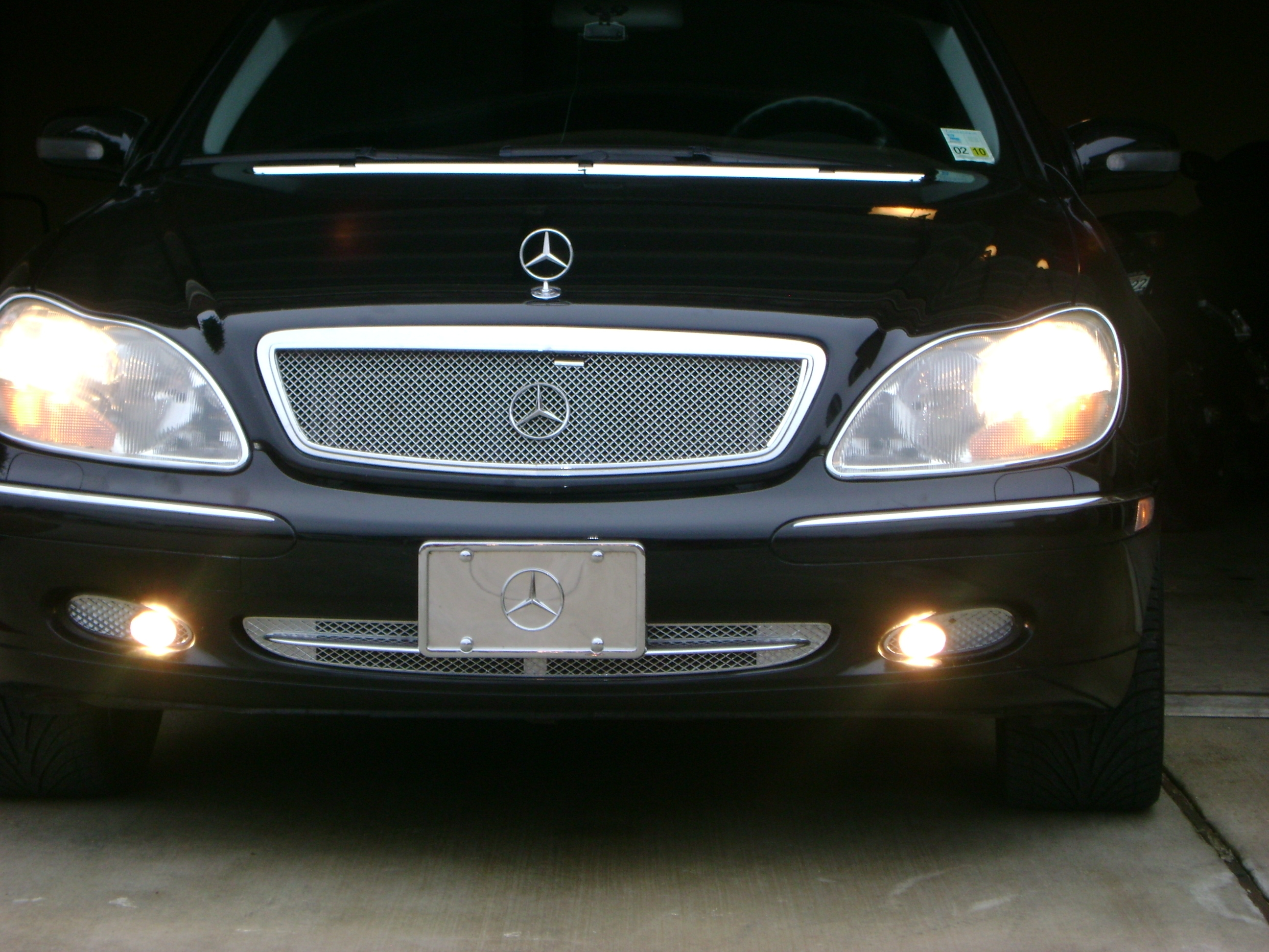 Another HARTBOYZ 2002 Mercedes-Benz S-Class post... - 13798391
