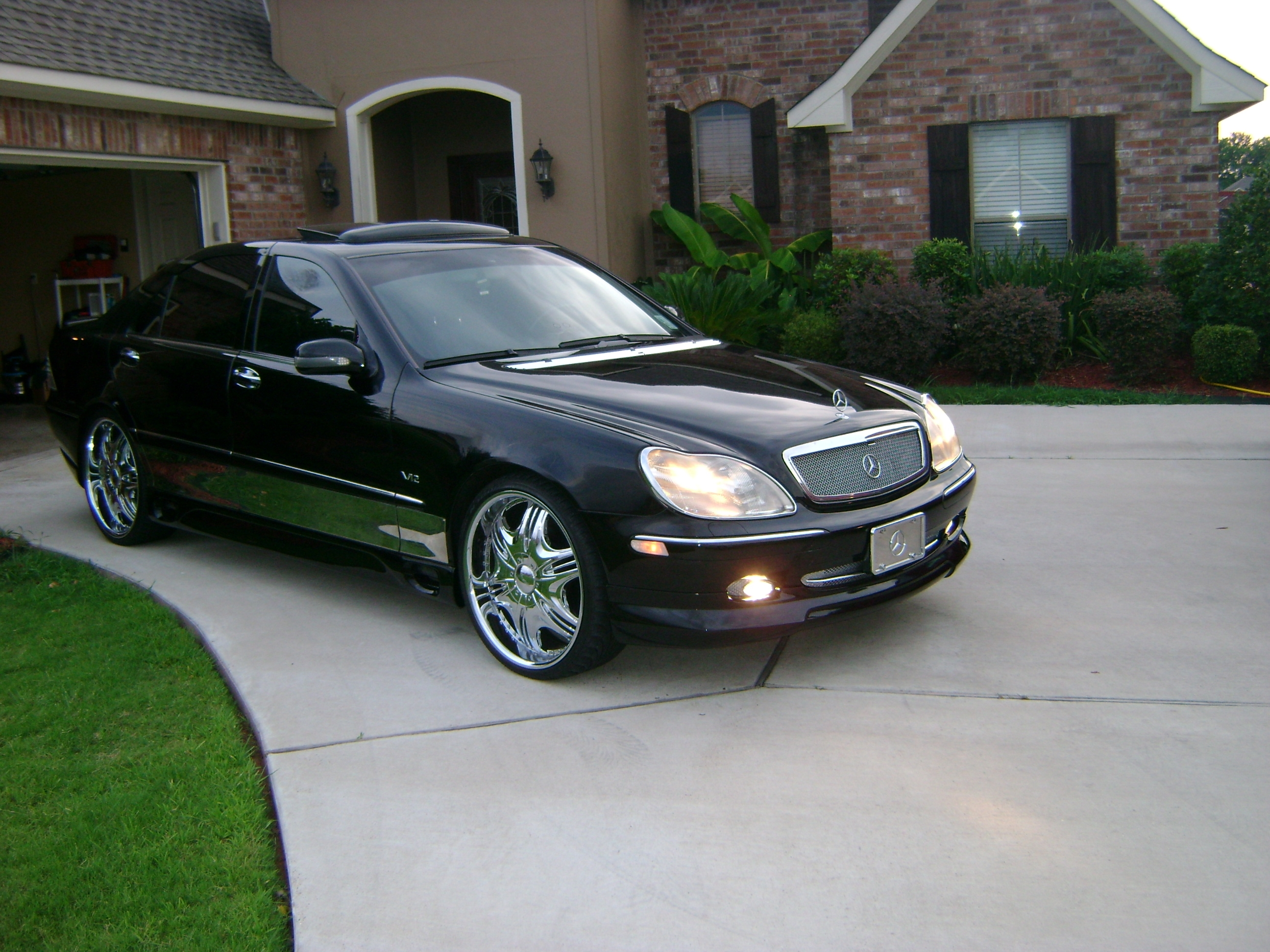 Another HARTBOYZ 2002 Mercedes-Benz S-Class post... - 13798392