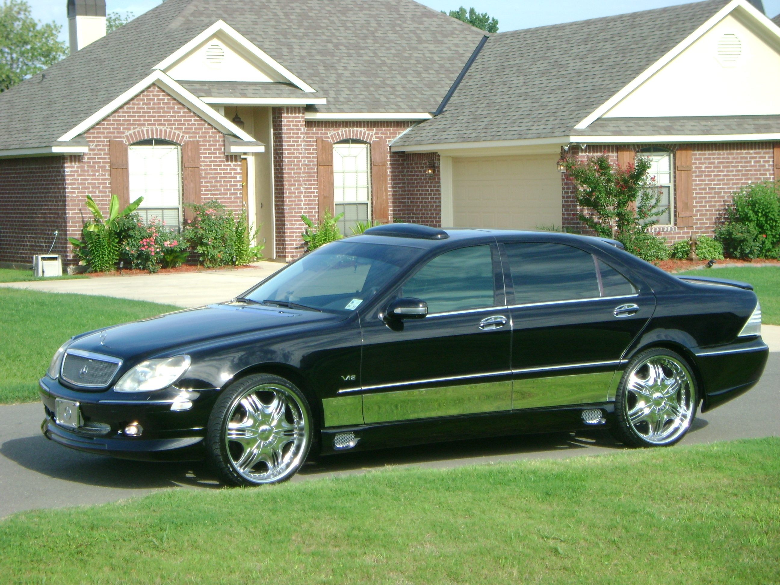 Another HARTBOYZ 2002 Mercedes-Benz S-Class post... - 13798393