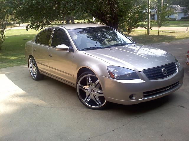 nissan altima 2006 rims. 22quot; IICrave Wheels