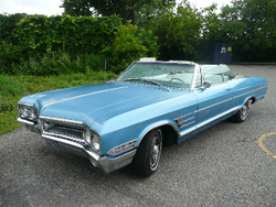 francispierres 1965 Buick Wildcat