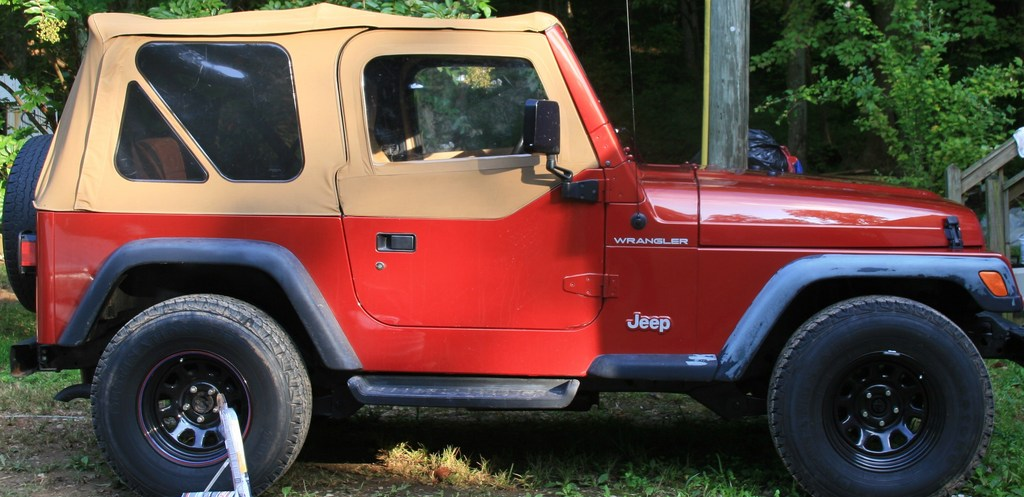 Another Jeeper23 1998 Jeep Wrangler post... - 13800312