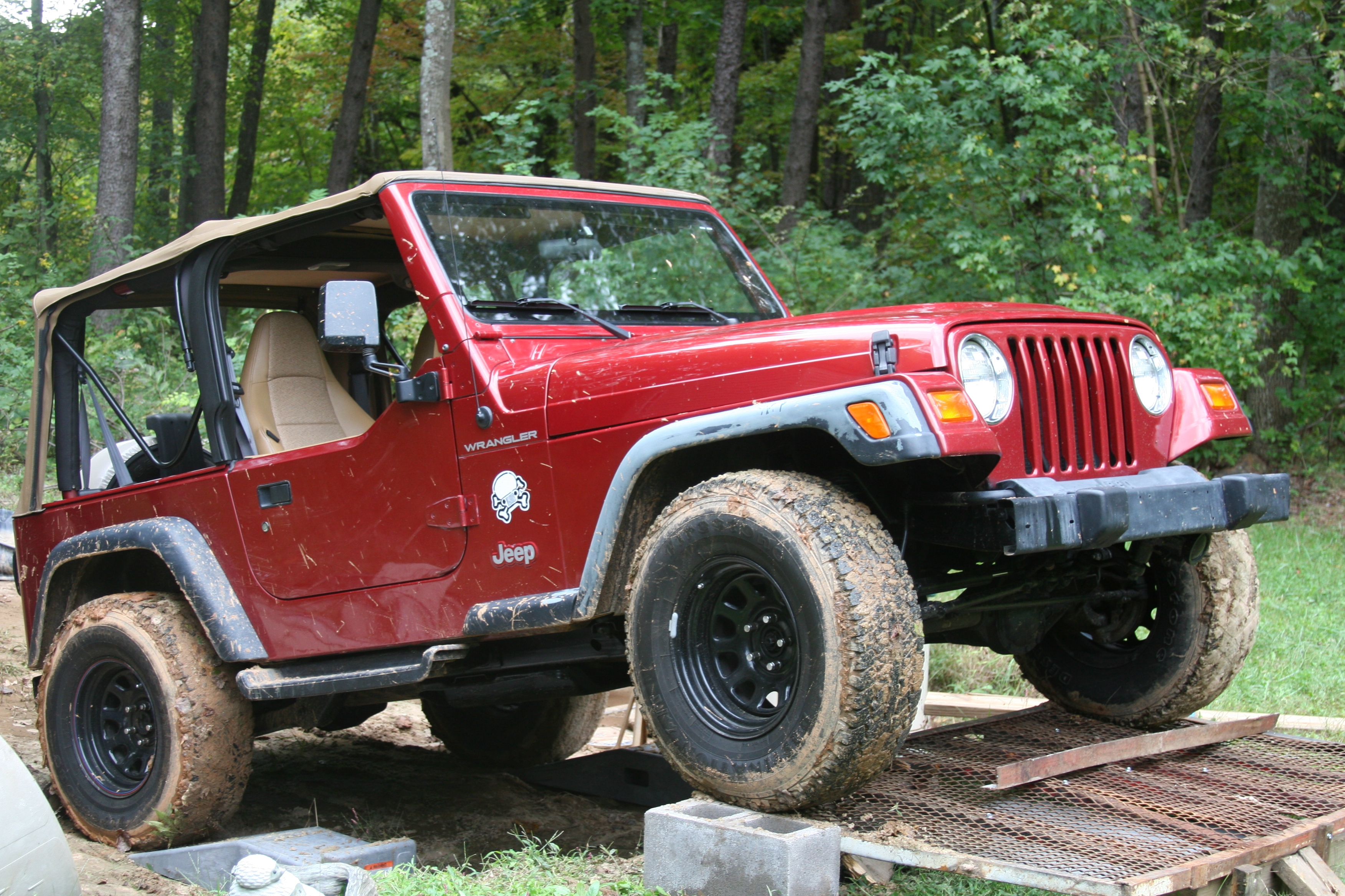 Another Jeeper23 1998 Jeep Wrangler post... - 13800323