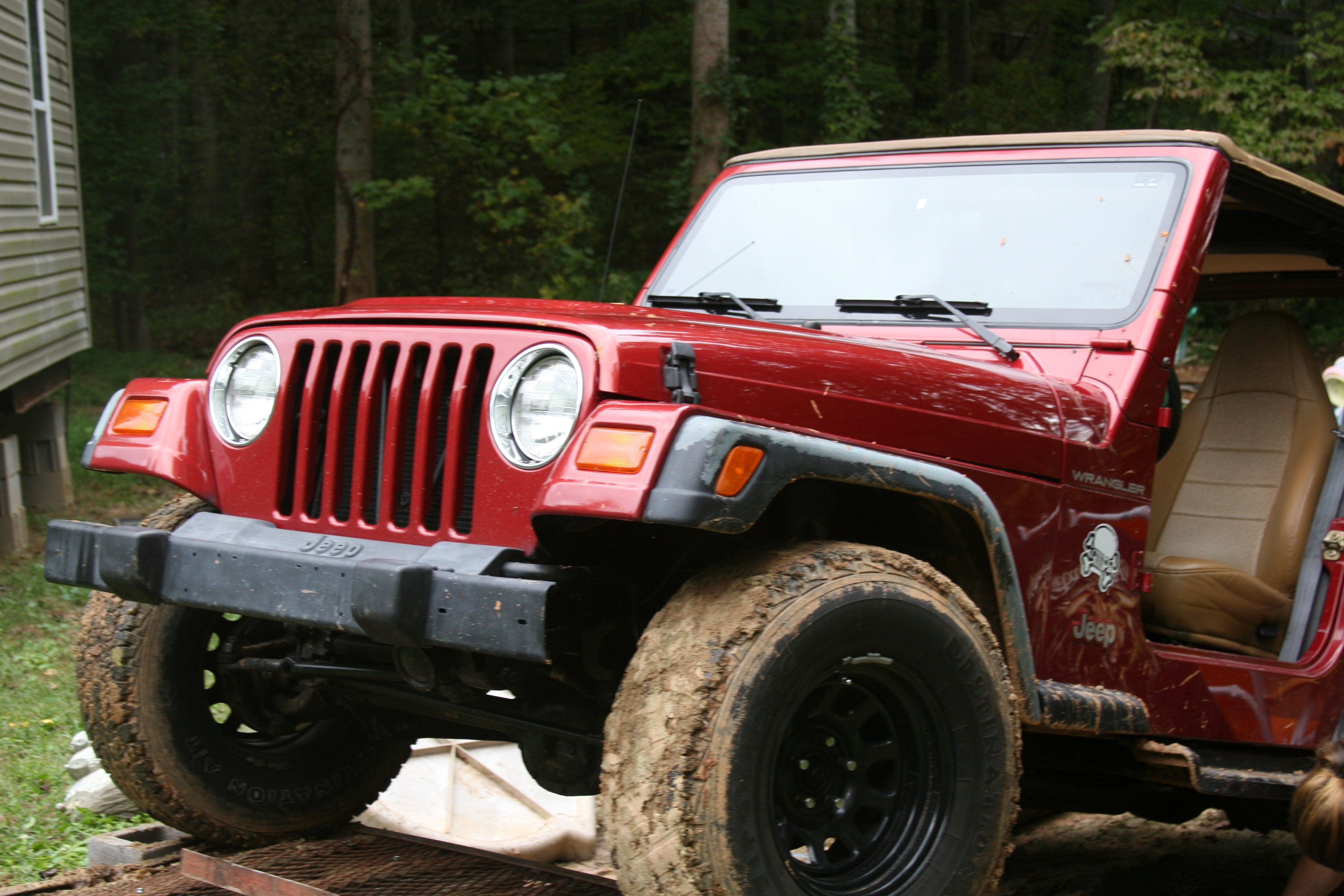 Another Jeeper23 1998 Jeep Wrangler post... - 13800325