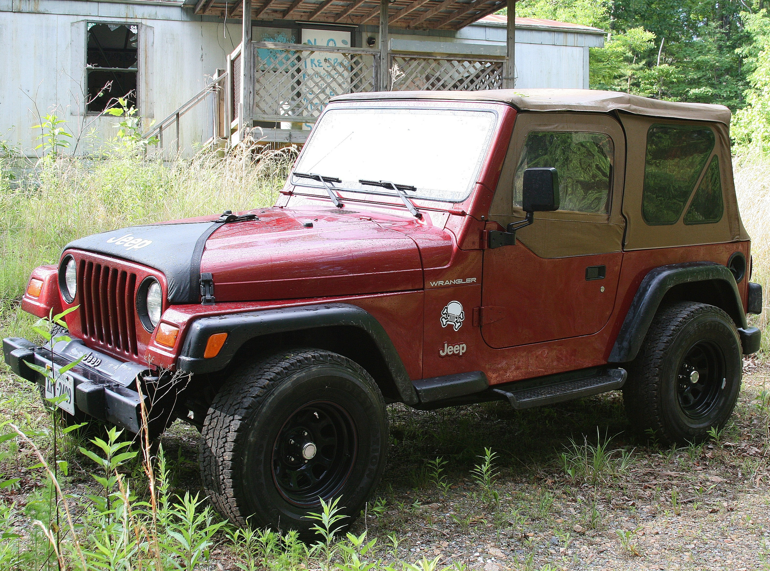 Another Jeeper23 1998 Jeep Wrangler post... - 13800330