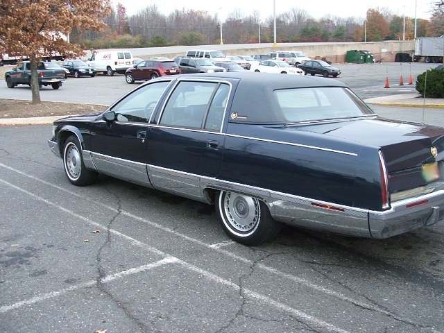 Another TEDDYP2 1993 Cadillac Fleetwood post... - 13400228