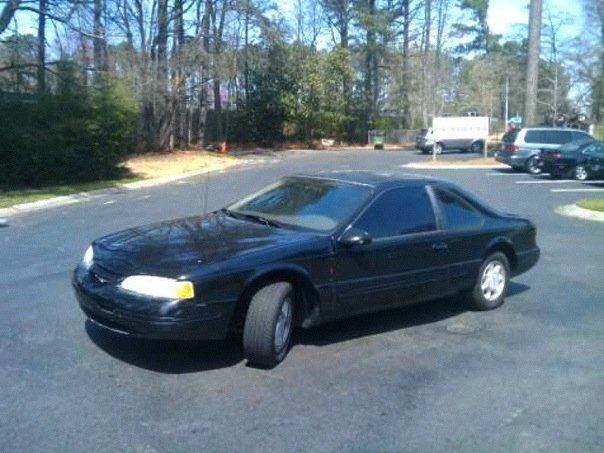 dozierl 39 s 1997 ford thunderbird in atlanta ga. Cars Review. Best American Auto & Cars Review