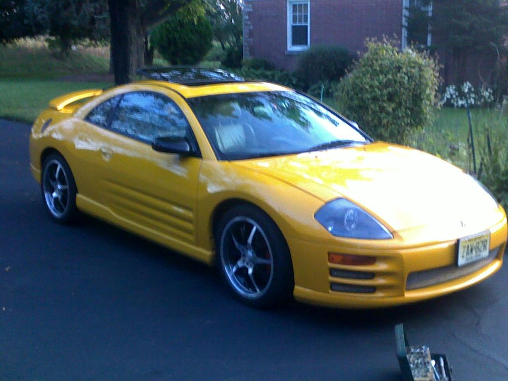 Lazeybtncx S 2001 Mitsubishi Eclipse In North Brunswick Nj