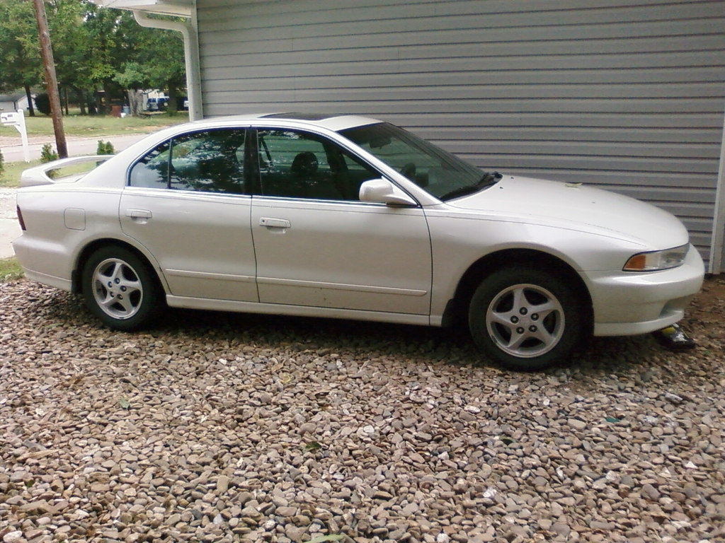 Unknown93 S 2001 Mitsubishi Galant In Russellville Ar