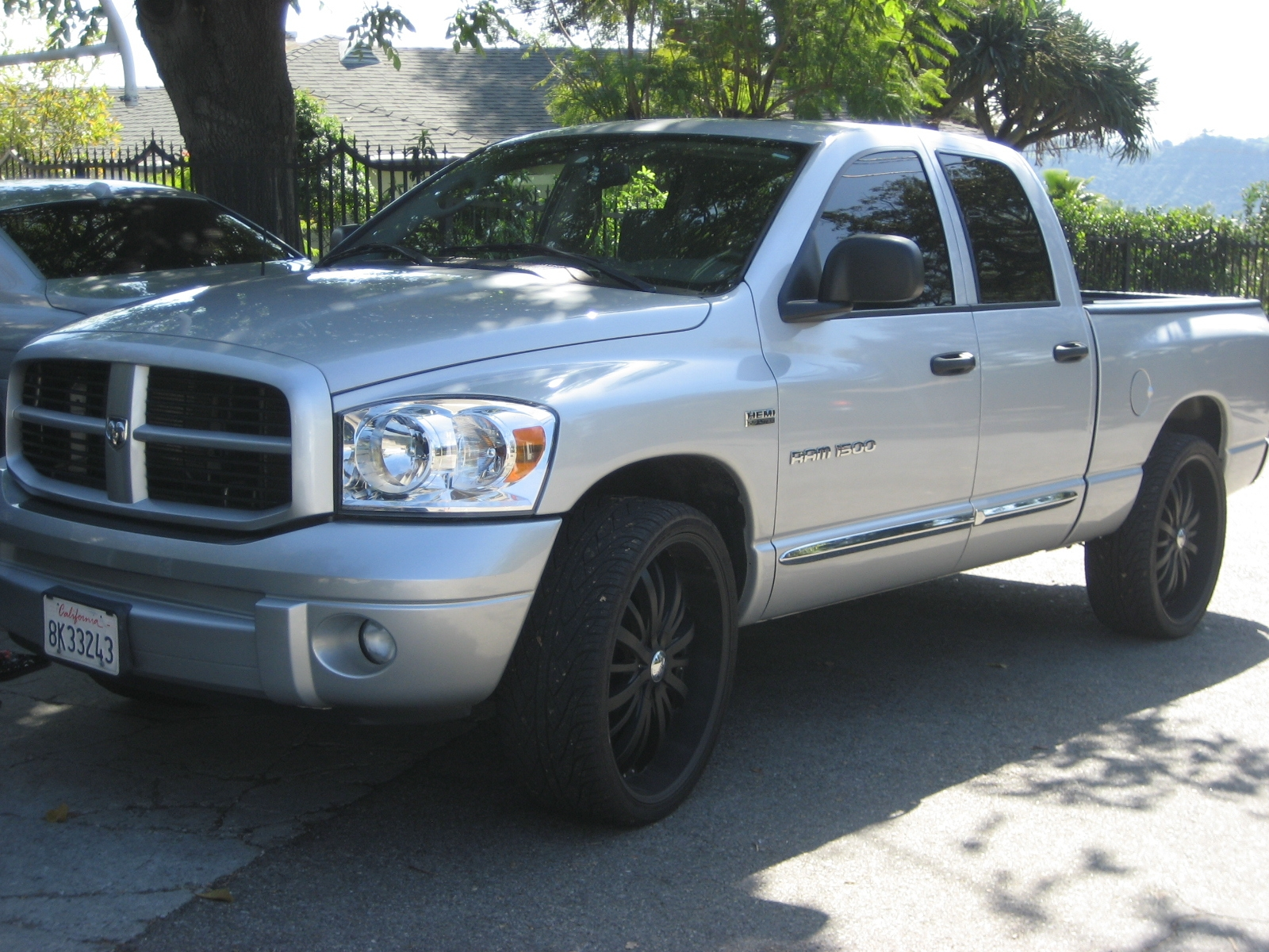 ronquilloz 2007 dodge ram 1500 regular cab specs photos modification info at cardomain. Black Bedroom Furniture Sets. Home Design Ideas