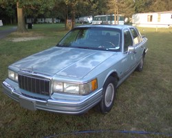 302Kingz 1990 Lincoln Town Car