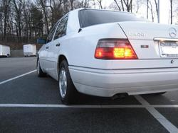 MrSpicNSpans 1995 Mercedes-Benz E-Class