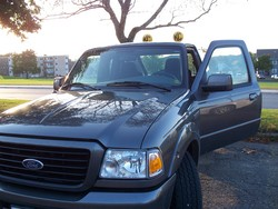 09RangerSports 2009 Ford Ranger Regular Cab