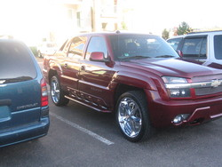 larry29 2004 Chevrolet Avalanche