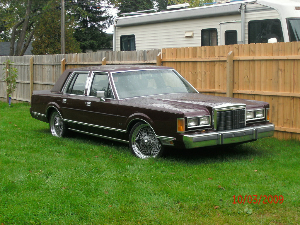 satanseed 1989 lincoln town car specs photos modification info at cardomain. Black Bedroom Furniture Sets. Home Design Ideas