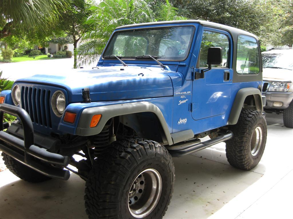 Another Valfam 1999 Jeep Wrangler post... - 13398424
