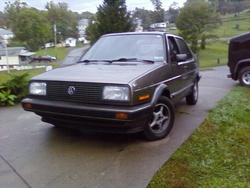 jimmy-stock 1986 Volkswagen Jetta