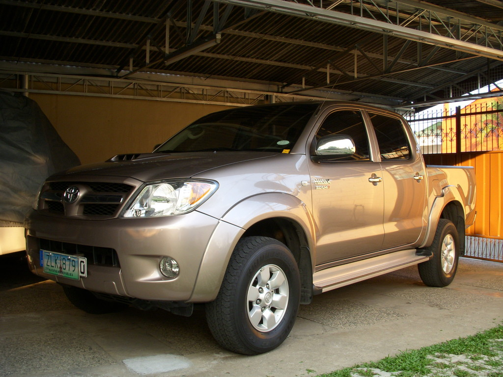 adrian_cleofas 2007 Toyota HiLux Specs, Photos, Modification Info at CarDomain
