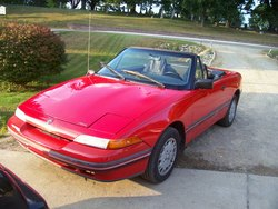myelfselfs 1992 Mercury Capri