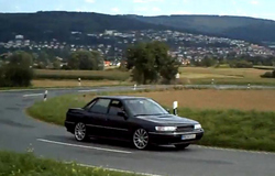 germanlegts 1991 Subaru Legacy