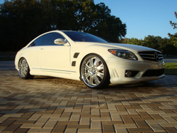 highroller7s 2008 Mercedes-Benz CL-Class