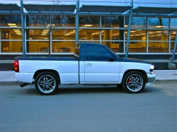 TYMBOMs 2002 Chevrolet Silverado 1500 Regular Cab