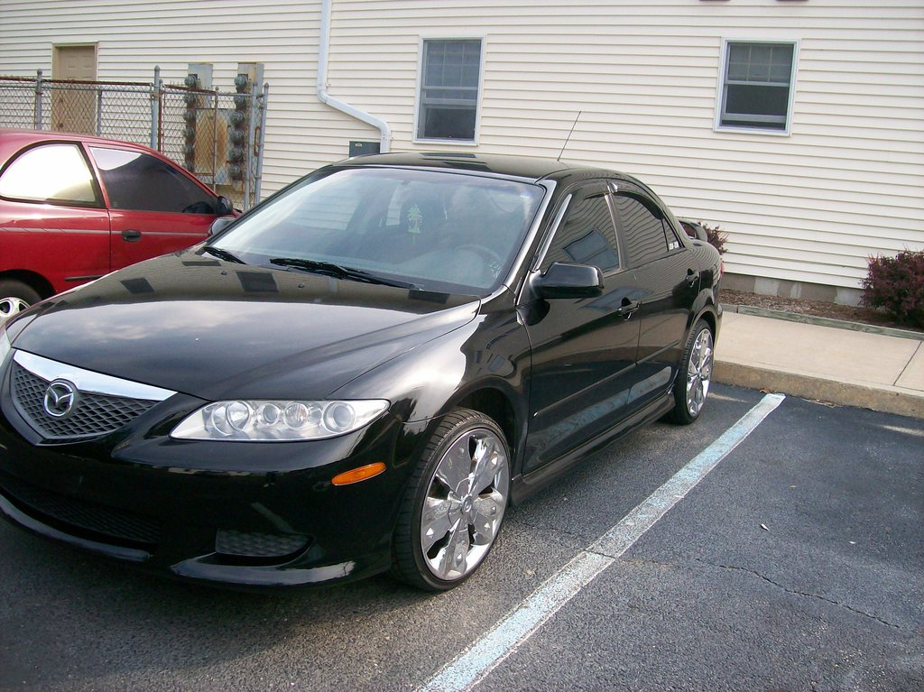 sonja67 2004 mazda mazda6 specs photos modification info at cardomain. Black Bedroom Furniture Sets. Home Design Ideas