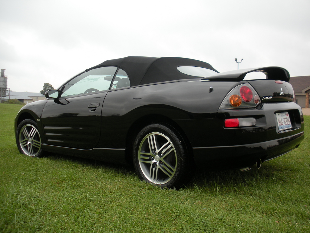 crazygreengeo 39 s 2005 mitsubishi eclipse in morton il. Black Bedroom Furniture Sets. Home Design Ideas