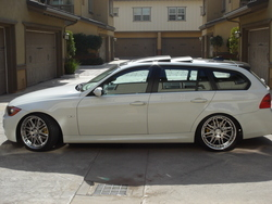 Danibabe 2007 BMW 3 Series 13813560