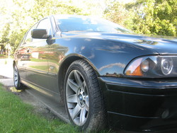 cocacola50s 2002 BMW 5 Series