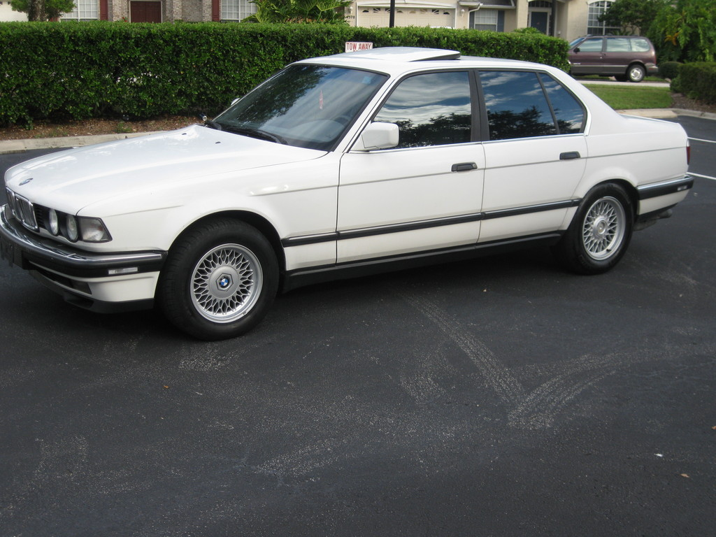 CoachK's 1993 BMW 7 Series
