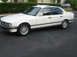 CoachKs 1993 BMW 7 Series