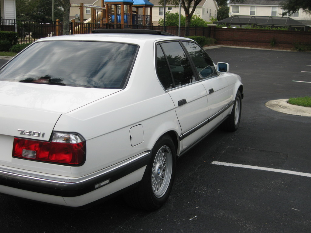 CoachK 1993 BMW 7 Series 13808008