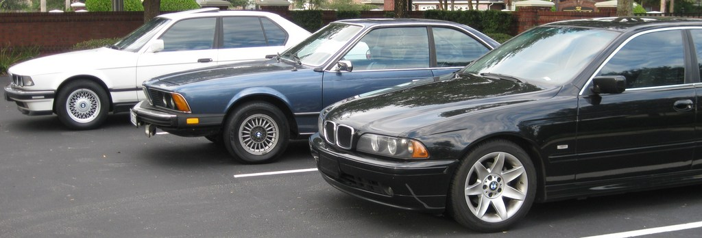 CoachK 1993 BMW 7 Series 13808016