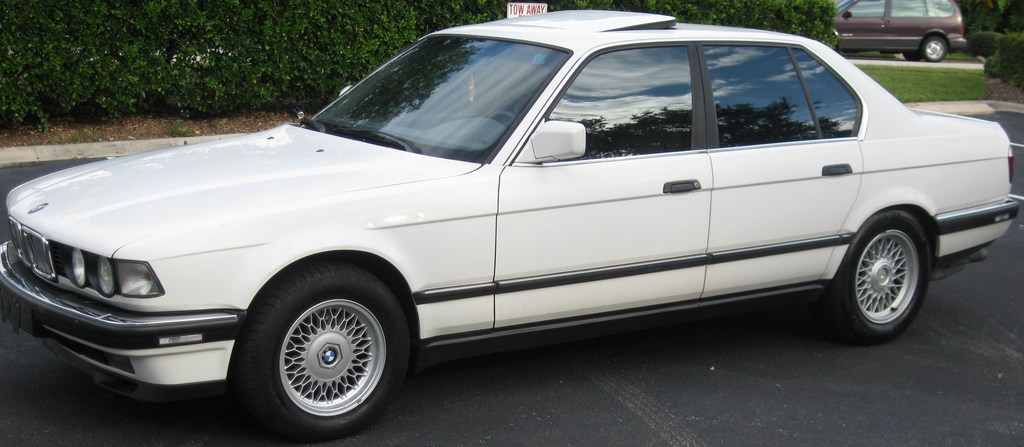 CoachK 1993 BMW 7 Series 13808017