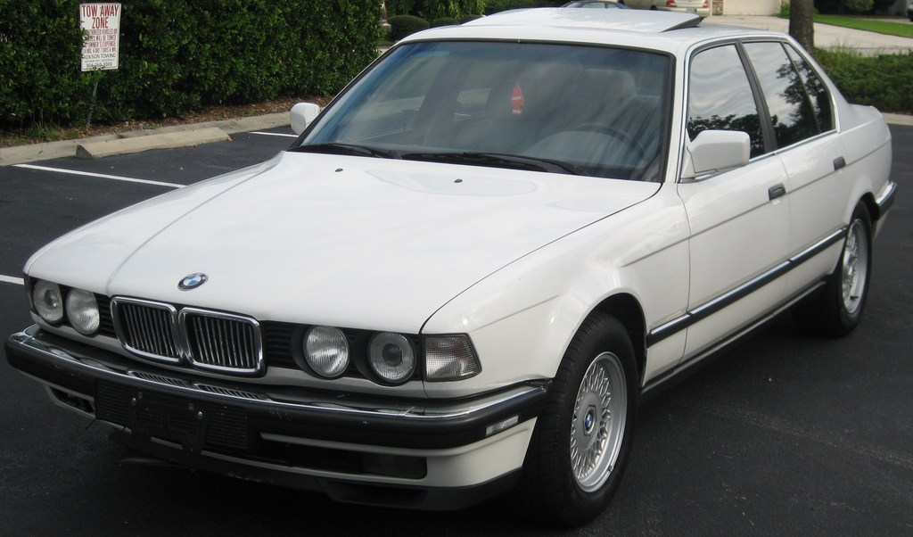 CoachK 1993 BMW 7 Series 13808018