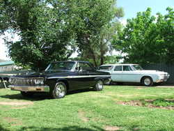 40coupe 1964 Plymouth Fury