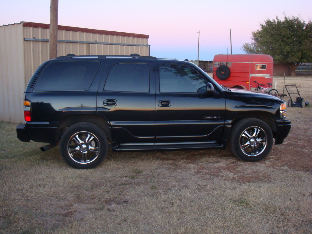 jeepbelle 2005 gmc yukon denali specs photos. Black Bedroom Furniture Sets. Home Design Ideas