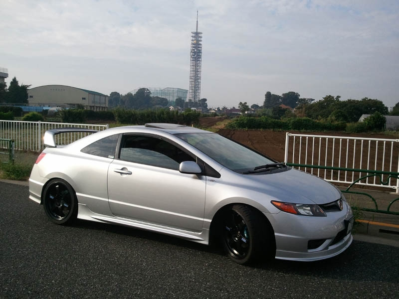 uchi1 si 2006 honda civic specs photos modification info. Black Bedroom Furniture Sets. Home Design Ideas