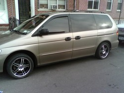 MB-Racings 2003 Honda Odyssey