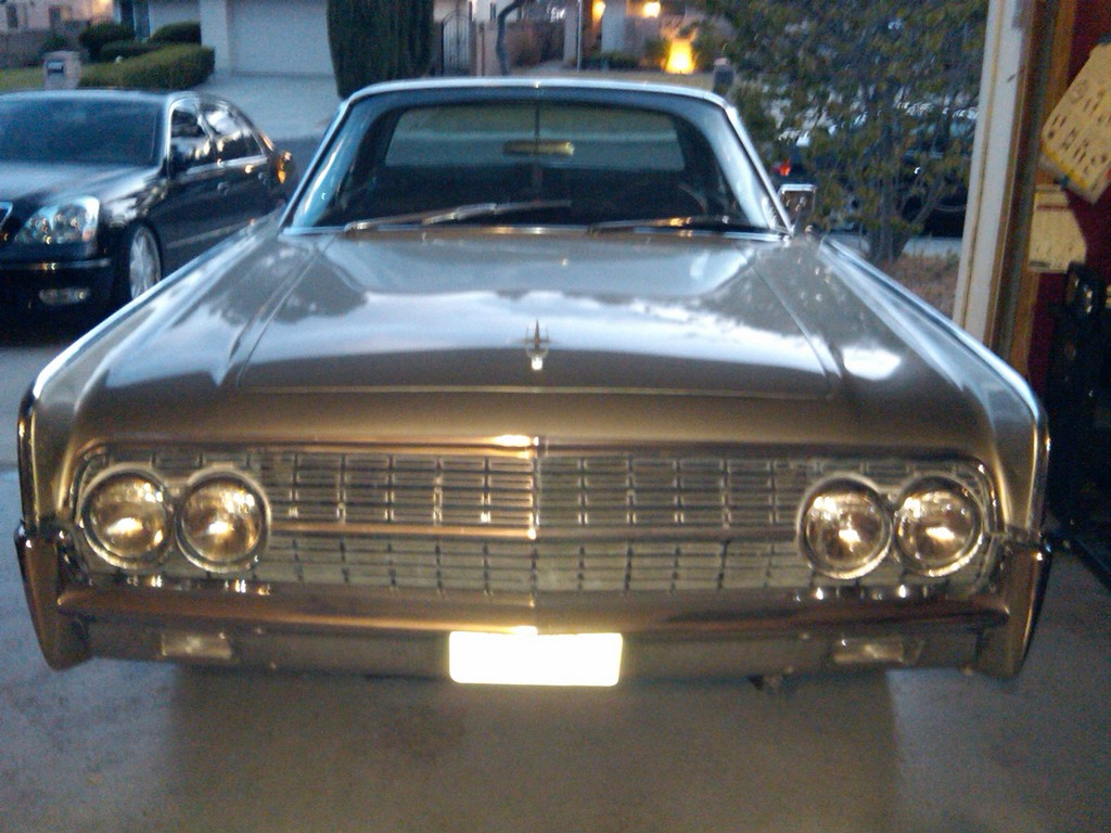 sampionLine 1962 Lincoln Continental 13808578